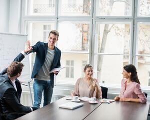 Understanding the Four Personality Types in the Workplace